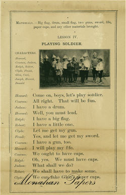 Playing Soldier - SPS121