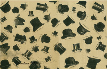 Bowler Hats - SPS296