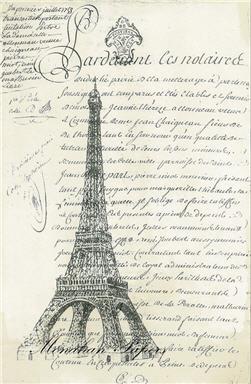 Script Eiffel Tower - SPS351