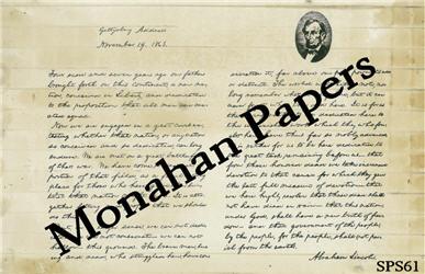 Gettysburg Address Paper