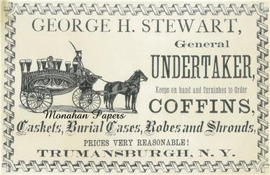 George Stewart Undertaker - SPS716