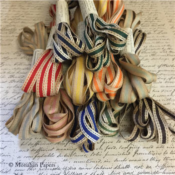 Stitched Edge Ribbons