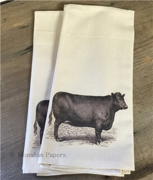 Cow Towel - TTSPS860
