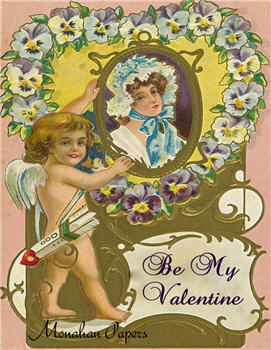 Be My Valentine - V42