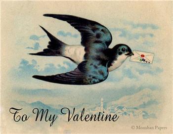 Blue Bird Valentine - V8