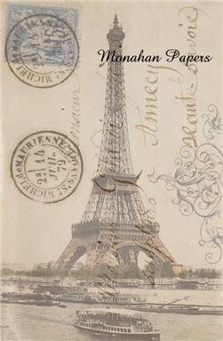 Eiffel Tower From The Seine  X209
