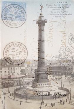 Place de la Bastille - X299