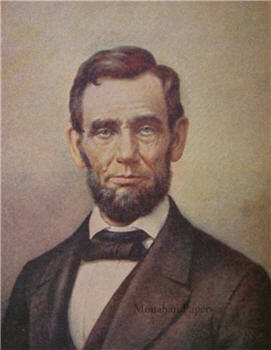 Abraham Lincoln - X49