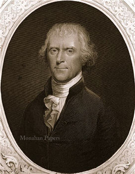 Thomas Jefferson - X92
