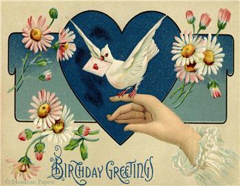Birthday Greetings - BD1
