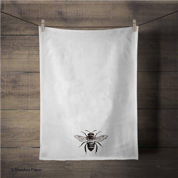 Bumble Bee Tea Towel - BEETT