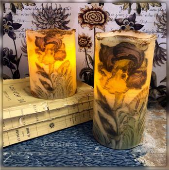 BOT123 Candles