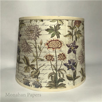 French Botanicals Lamp Shade - BOT1LS