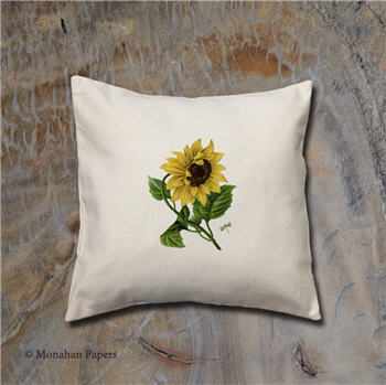 Sunflower Pillow - BOT54PILLOW