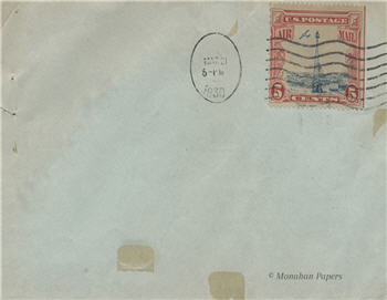 US Postage 5 Cents - BT22