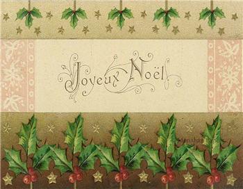 Joyeux Noel - C107