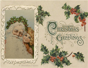 Christmas Greetings - C206