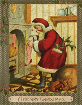 A Merry Christmas - C296