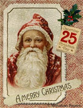 A Merry Christmas - C303