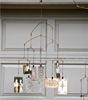 Hanging Clip Display