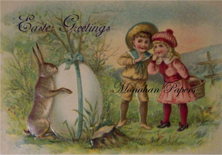 Easter Greetings - E43