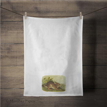 Through The Fields Tea Towel - E7TT