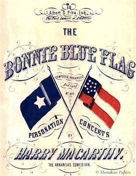 Bonnie Blue Flag - ID19