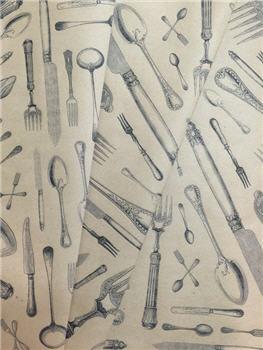 Knife Fork & Spoon - KWSPS363