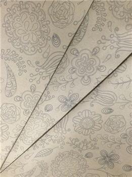 Paisley Florals - KWSPS1051