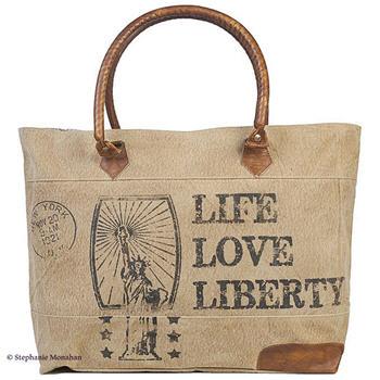 Lady Liberty Shoulder Bag