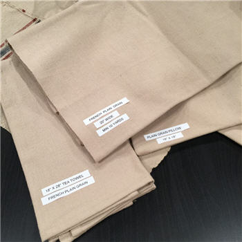 Plain Grain Sack Fabric- PGS