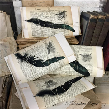 Assorted Bird Paper Stationery Packs