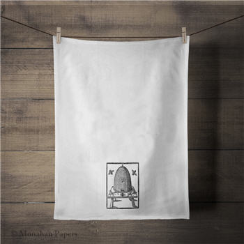 Bee Hive Tea Towel - SPS1258TT