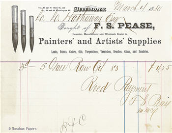 Painters & Artists Supplies - SPS1313