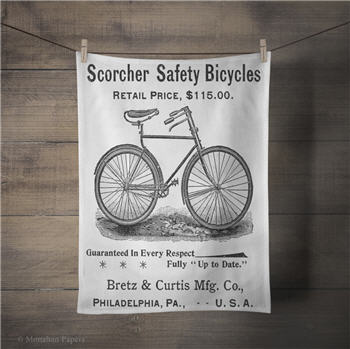 Scorcher Tea Towel - SPS1431TT
