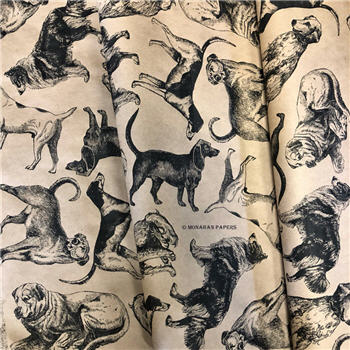 Dog Medley Wrapping Paper - SPS1483KW