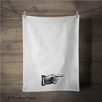 This Way Tea Towel - SPS324TT