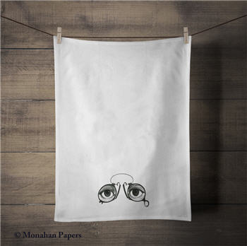 The Eyes Have It Tea Towel - SPS325TT