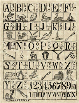 Primer Alphabet and Numbers - SPS369