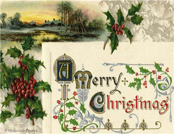 A Merry Christmas in the Country - SPS425