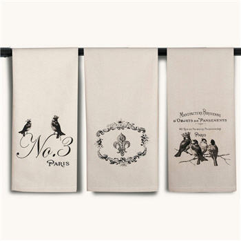 Assorted French Tea Towels -
