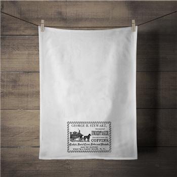 George H. Stewart - Undertaker Tea Towel - SPS716TT