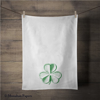 Shamrock Tea Towel - SHAMROCKTT