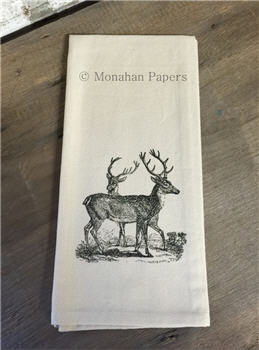 Reindeer Games Tea Towel - C51TT
