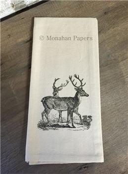Reindeer Games Tea Towel - C51TT
