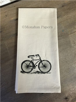 Bicycle Tea Towel - SPS401TT