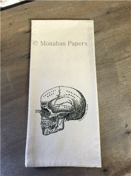 Cranium Tea Towel - SPS608TT