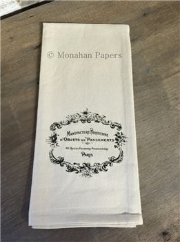 Manufacture Parisienne Tea Towel - SPS519TT