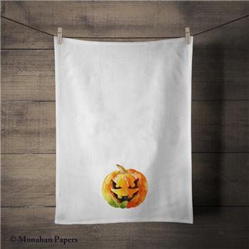 Pumpkin Tea Towel - WP1