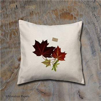 Maple Leaf Pillow - X560PILLOW